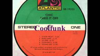 Chic - Burn Hard (Funk 1981)