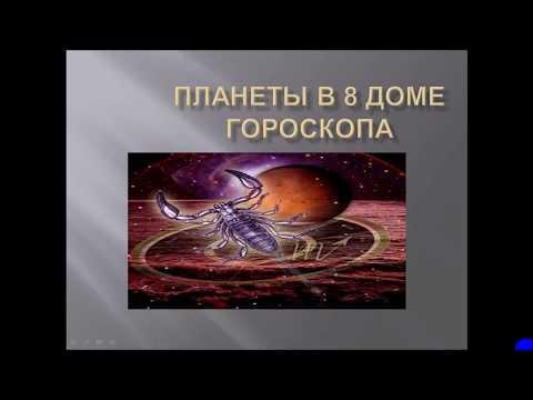 Астрология 10 дома