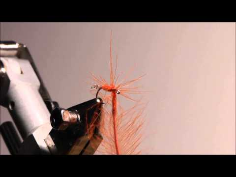How Tie a Simple CDC Fly