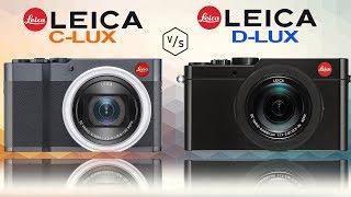 LEICA C-LUX vs LEICA D-LUX (Typ 109)