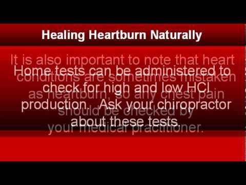 Healing Heatburn