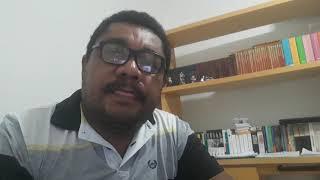 Editor do Portal Jornal do Sertão faz apelo pra as pessoas ficarem em casa