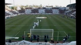 Albacete 1 - Real Madrid 2. Jor. 31. Temp. 03/04.(completo)