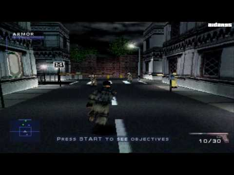 Syphon Filter (PS1) Gameplay (HD)