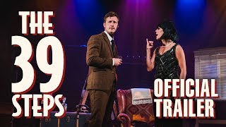 The 39 Steps   Theatre Royal Windsor Official Trailer (12   17 August)