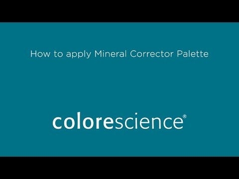 Mineral Corrector Palette SPF 20 by colorescience #3