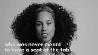 Alicia Keys: I Vote Love