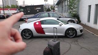 Saying Goodbye to my Audi R8