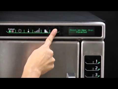 video 1, Four micro-ondes 34 Litres DS1400E Jetwave