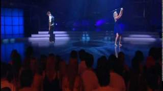 SYTYCD3 - Heath Keating & Jessica Prince, Lyrical Jazz (Empire State of mind - Alicia Keys)