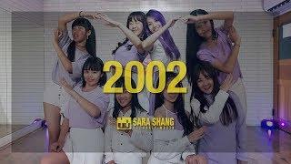 Anne Marie   2002  Choreography By Sara Shang (SELF WORTH)