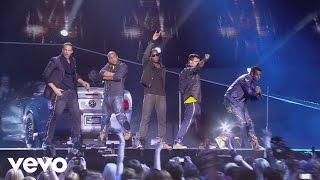 JLS - Eyes Wide Shut (Live at the 02) ft. Tinie Tempah