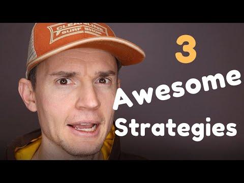 Working binary options strategies