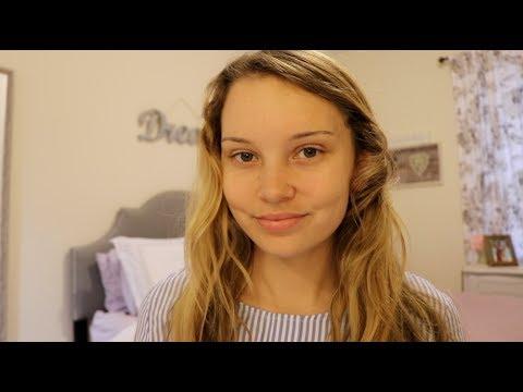 ASMR Doing My Makeup ♥  Get Ready With Me!