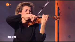 Anne Sophie Mutter, Schindlers Liste, Nov  2015