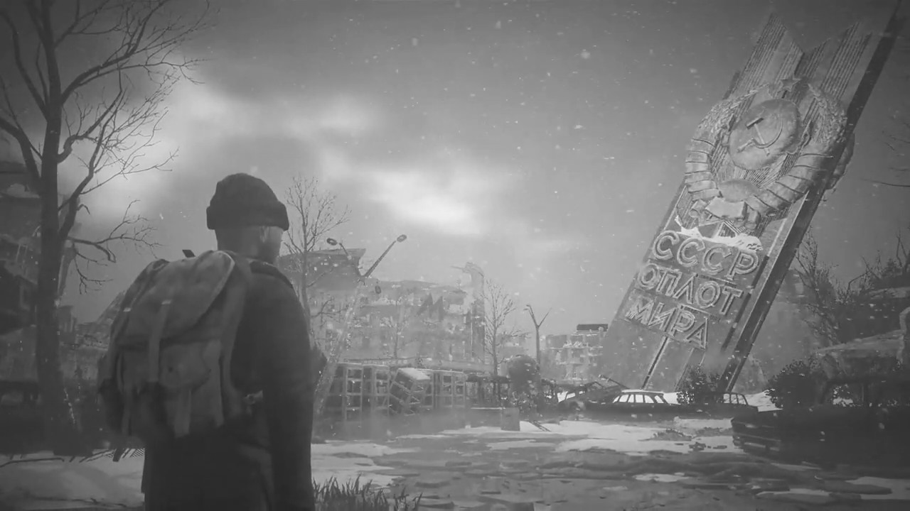 Трейлер игры АТОМ RPG: Трудоград