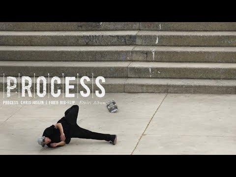 Process: Chris Joslin In Etnies' Album