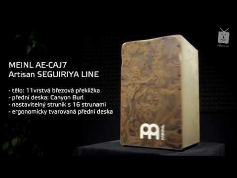 MEINL AE-CAJ7 Artisan Seguiriya Line Cajon