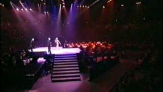John Farnham, Olivia Newton-John and Anthony Warlow 1