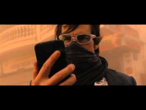 "Video trailer för Extended ""Sandstorm"" clip from Mission: Impossbile Ghost Protocol"