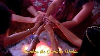Youtube with Victoria Vives Awaken the Goddess Within ~ Safe Sacred Sexuality sharing on Become Your Divine Self