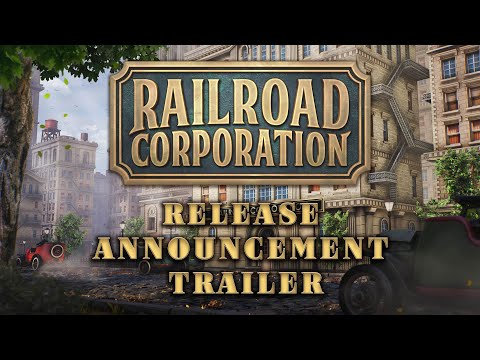 Railroad Corporation - Release Announcement Trailer thumbnail