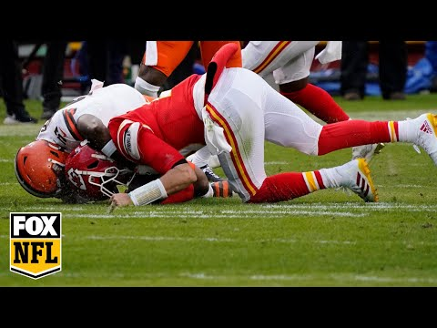 Will Patrick Mahomes' concussion keep him out of AFC title game? — Dr. Matt Provencher | FOX NFL