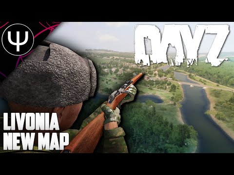DayZ LIVONIA New MAP DLC First Look — DayZ Livonia