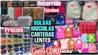 MOCHILAS/LENTES/CARTERAS/YOE EYEWEAR