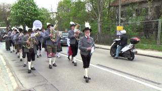 preview picture of video '[HD] 1. Mai 2014 - Maibaum - Weßling - Teil 2'
