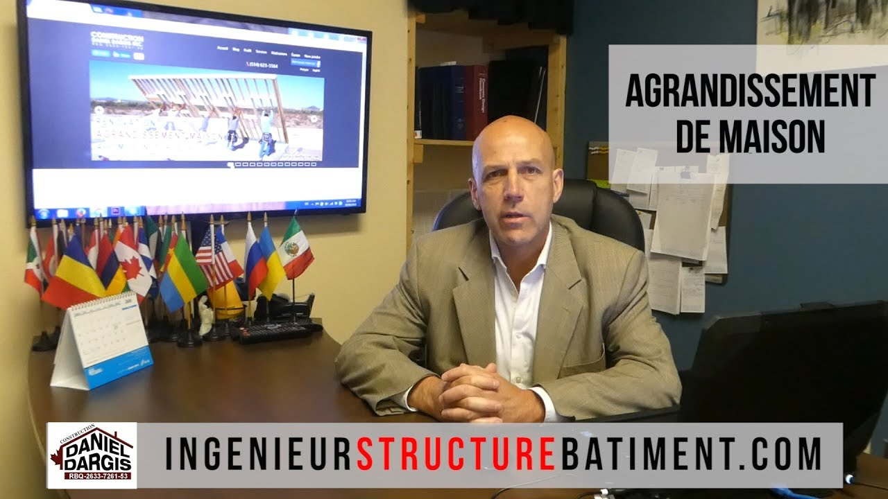 Agrandissement de maison à Montréal - Les Étapes - Daniel Dargis ingénieur