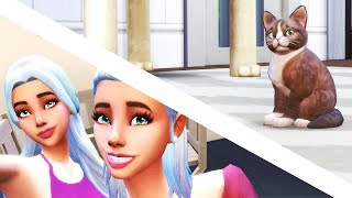 MOMMY & DAUGHTER DAY 🚽 // The Sims 4: Cats & Dogs #32