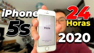 IPhone 5s En 2020 ¿VALE LA PENA? 24 HORAS Con El IPhone 5s