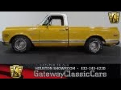 Video of '72 C10 - LV2J
