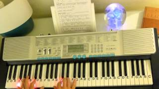 How to Play ~ Nearer, My God, To Thee ~ Gospel Hymn ~ LetterNotePlayer ©