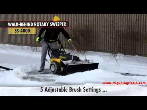Máquinas y accesorios para hielo y nieve WINDLAND - SS 4000