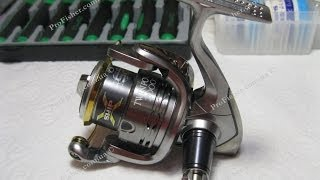 Shimano 11 twin power c2000hgs
