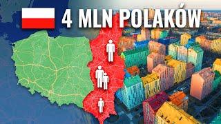 Co gdyby POLSKA odzyskała KRESY w 1989 roku? (na faktach)