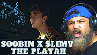 First Time Hearing SOOBIN X SLIMV - THE PLAYAH (Special Performance / Official Music Video)