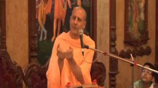 11-044 Strive To Develop Saintly Qualities-1 By Radhanath Swami