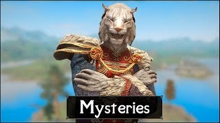 Skyrim: 5 Unsettling Mysteries You May Have Missed in The Elder Scrolls 5 (Part 13) Skyrim Secrets