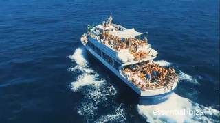 Official Video Ibiza Sea Party 2016