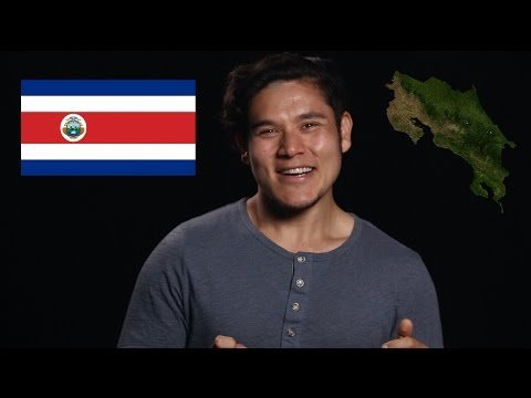 Geography Now! Costa Rica