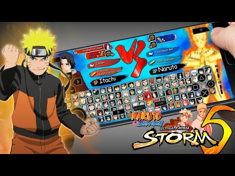 download naruto storm 5 mod ppsspp
