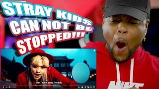 "Stray Kids ""소리꾼"" ( THUNDEROUS) M/V   REACTION!!!"