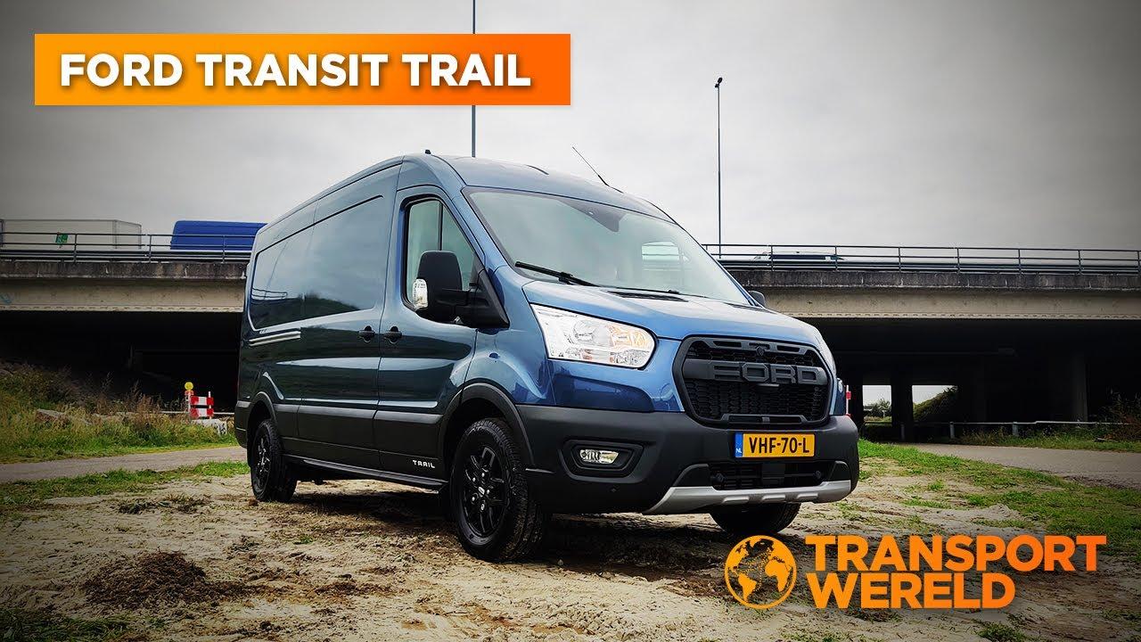 Wat heeft de stoere Ford Transit Trail te bieden? Review met Allard Kalff