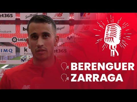 🎙 Berenguer & Zarraga | post Athletic Club 2-0 Levante UD | J6 LaLiga 2020-21