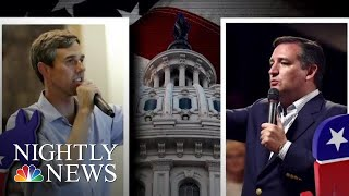 Texas Senate Race Turning Into A Surprisingly Close Showdown | NBC Nightly News