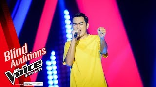 โจอี้ - เคลิ้ม - Blind Auditions - The Voice Thailand 2018 - 3 Dec 2018
