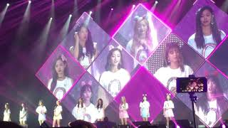 180825 Twice What Is Love (Acoustic)   TWICELAND Fantasy Park In Indonesia